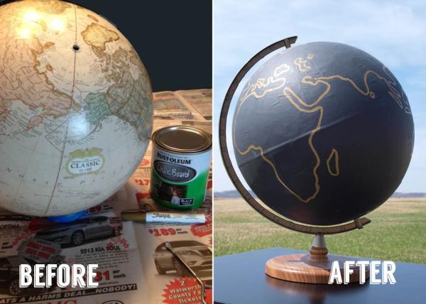 B&A - Globe