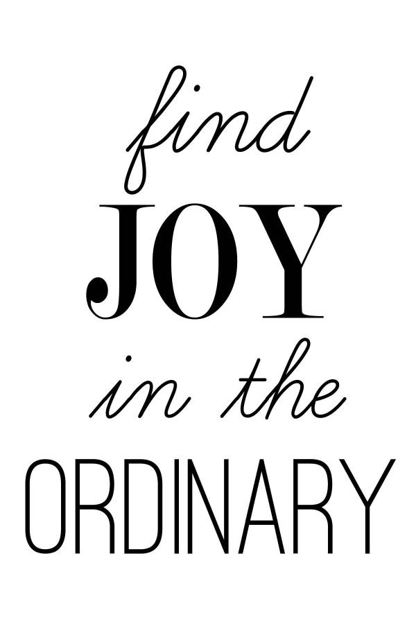 Find the Joy