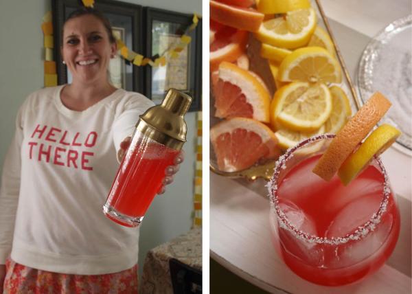 Melissa & cocktails